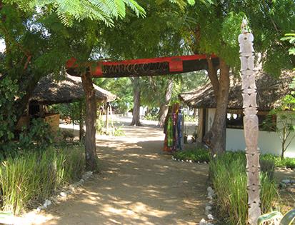 Bienvenue à l'hôte bamboo club Ifaty