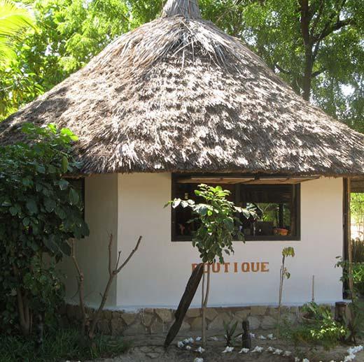 unique shop in bamboo club